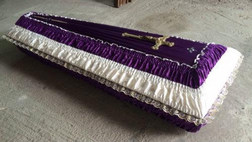 закрытый гроб во сне