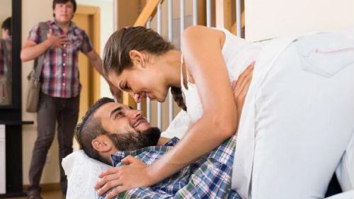 изменила жена мужу во сне