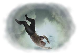 сонник - падение с высоты