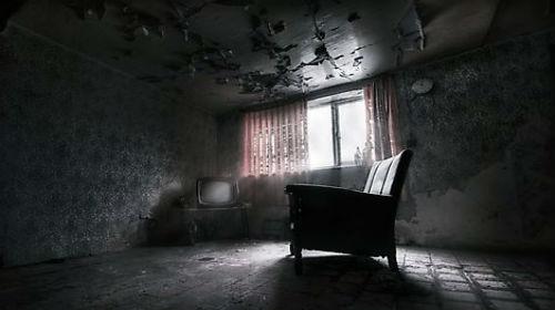 старая квартира во сне