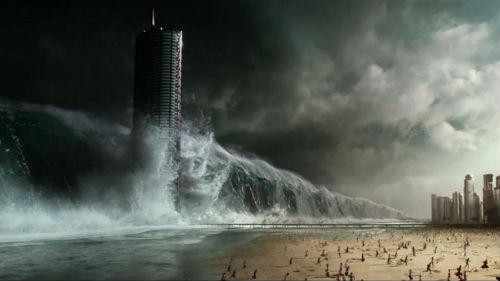 убегать от волны апокалипсис