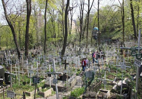 сонник кладбище во сне