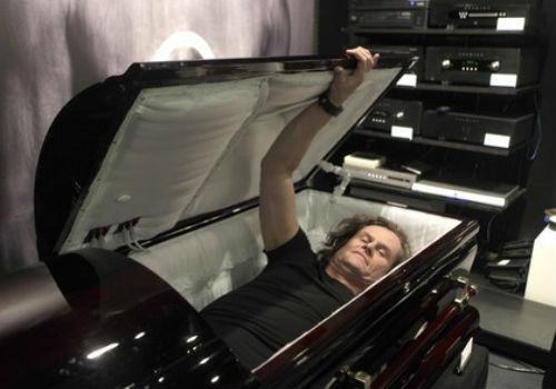 сонник покойник в гробу