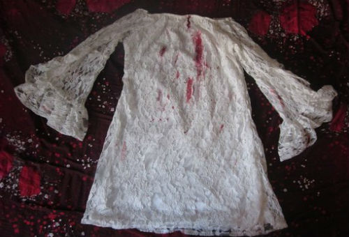 кровь на одежде во сне
