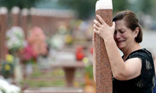 сонник плакать на кладбище во сне