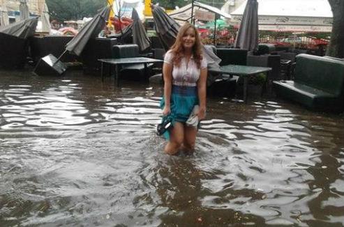 потоп наводнение