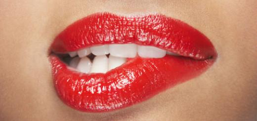 к чему мужчине снятся накрашенные женские губы