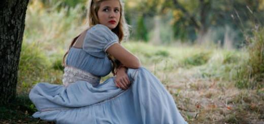 Голубое платье толкование сонника