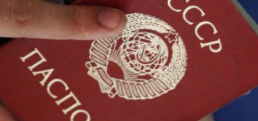 Паспорт толкование сонника
