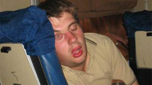 Пьяный во сне