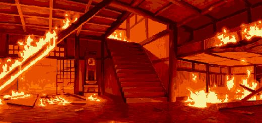 Горит дом толкование сонника