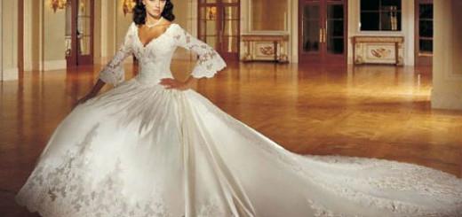 сонник свадебное платье