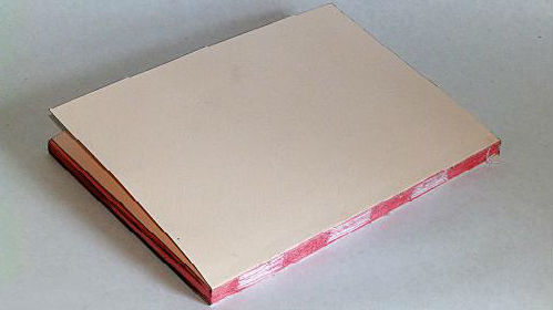 белый лист бумаги во сне