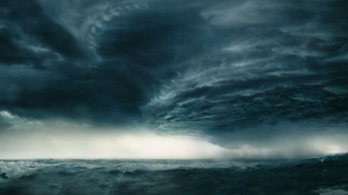 к чему снится буря