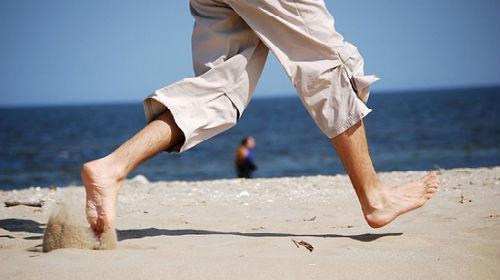 сонник идти по песку
