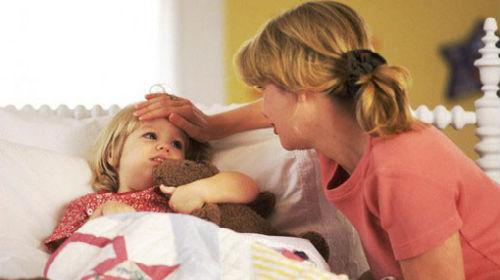 лежать в больнице с ребенком