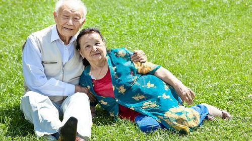 выходить замуж за старика