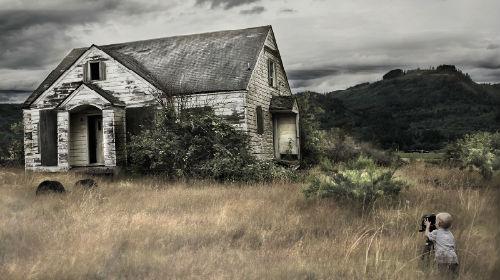 старый бабушкин дом во сне