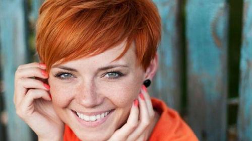 к чему снятся рыжие короткие волосы