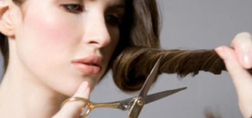 подстригать волосы во сне