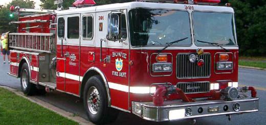 пожарная машина во сне