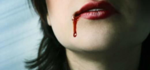 кровь изо рта во сне
