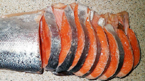 К чему снится большая сырая рыба