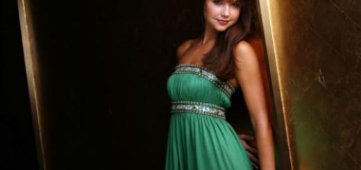 зеленое платье во сне