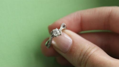 потерять серебряное кольцо