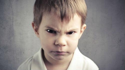 злость ребенка