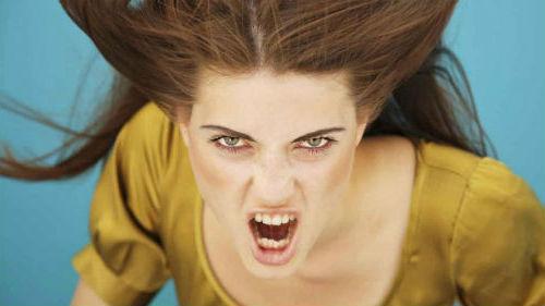 злость на мужа