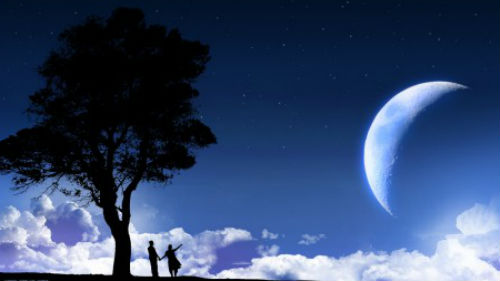 фаза убывающая луна