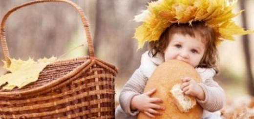 кушать хлеб во сне