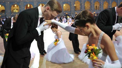 к чему снится  танец с мужчиной
