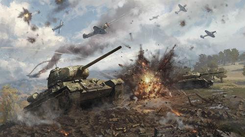 к чему снятся танки война