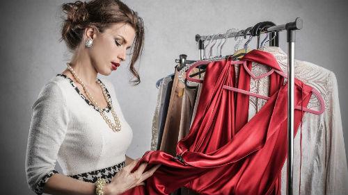 мерить одежду во сне