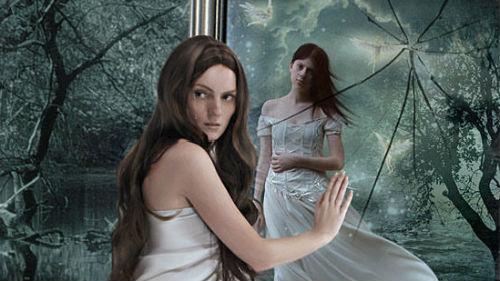 к чему снится треснутое зеркало девушке
