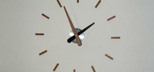 настенные часы во сне