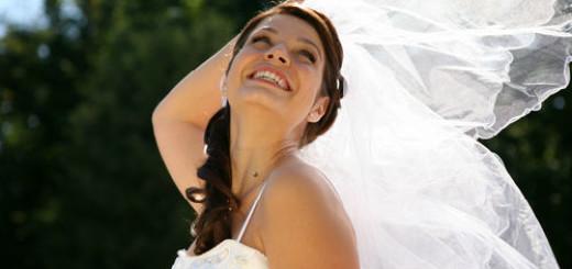 невеста в свадебном платье во сне
