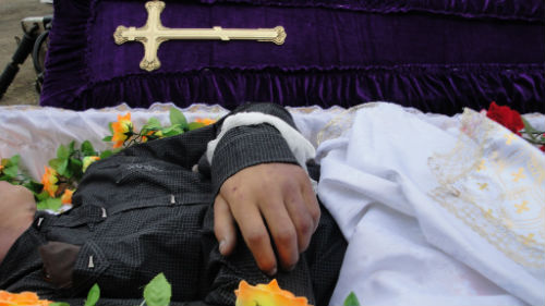 к чему снится человек в гробу