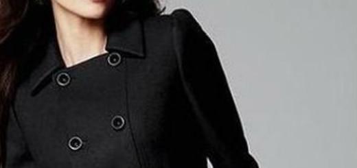 черное пальто во сне