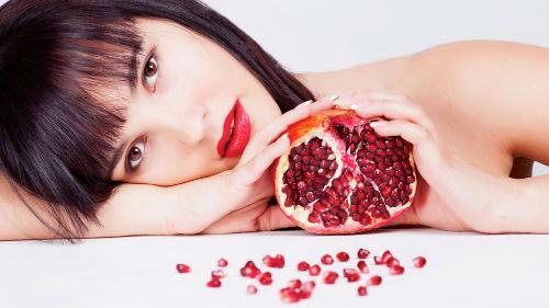 к чему снится гранат фрукт девушке