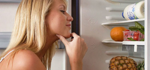 холодильник во сне полный еды
