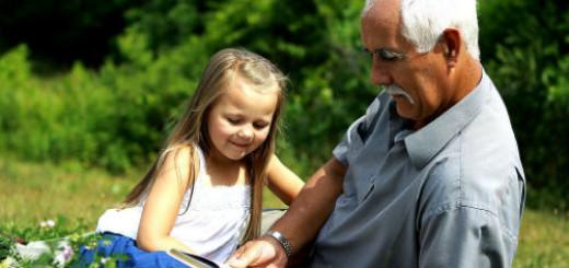 к чему снится умерший дедушка внучке