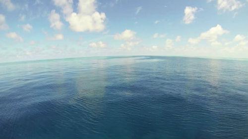 к чему снится чистое голубое море