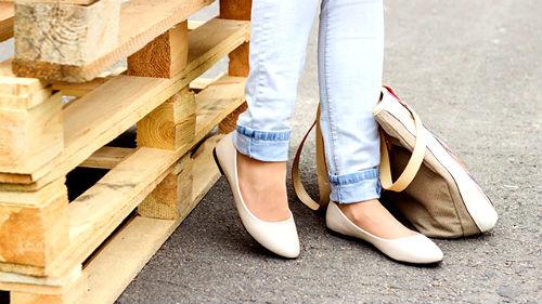 белые туфли во сне