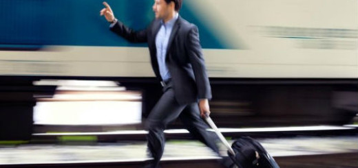 бежать за поездом во сне