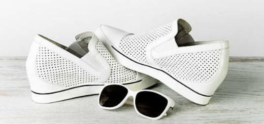 белая обувь во сне
