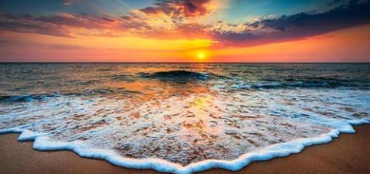 берег моря во сне