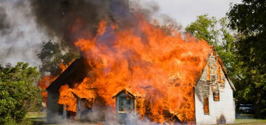 взрыв дома во сне